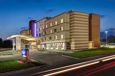 Fairfield Inn & Suites - Crete