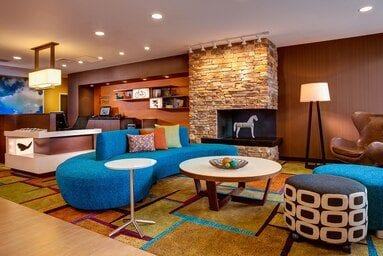 Fairfield Inn & Suites - Lincoln Airport