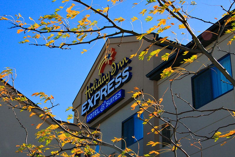 Holiday Inn Express - Lincoln South
