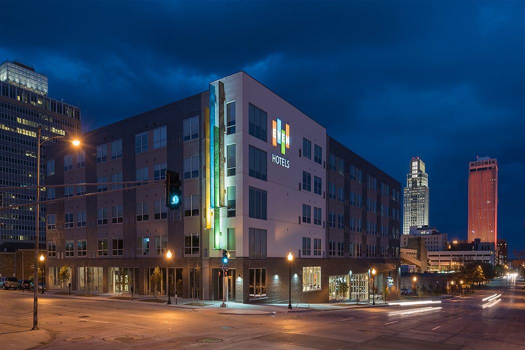 Even Hotel - Omaha