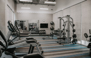 Aloft Fitness Center